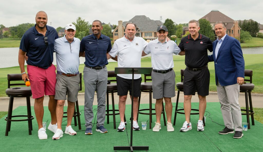 2021 Annual JCF Golf Outing - group photo 2